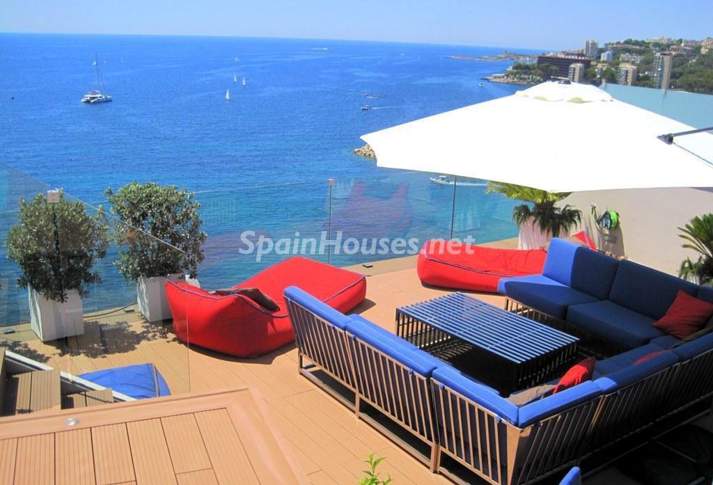 palmademallorca baleares 4 1024x697 - 12 áticos, pisos y apartamentos con espectaculares y modernas terrazas que miran al mar