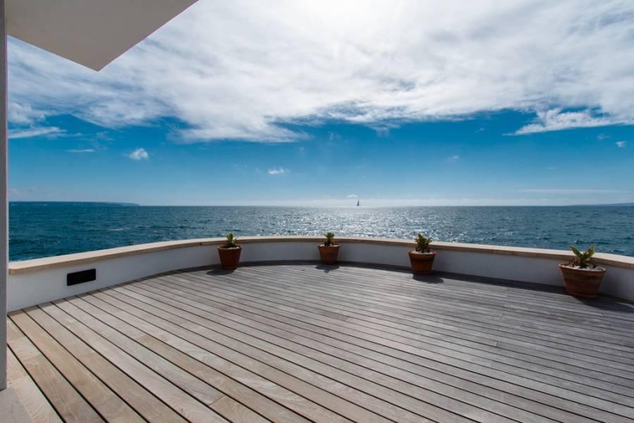 palmademallorca baleares 6 - Veranos de lujo en 19 espectaculares terrazas junto al mar