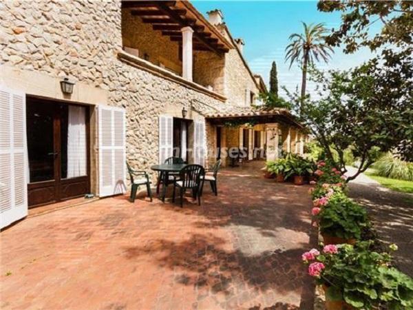 palmademallorca baleares - 22 fantásticas casas de piedra, masías catalanas y villas mallorquinas para enamorar