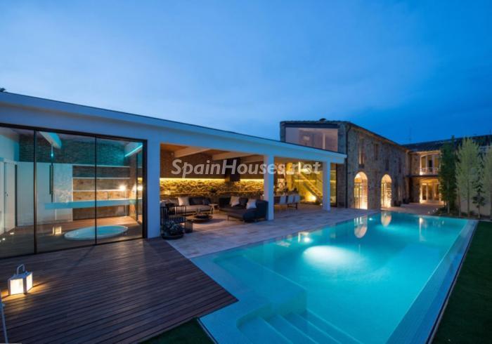 pals girona 2 - Noches de verano en 18 casas de ensueño: diseño bajo las estrellas para relajarse y disfrutar