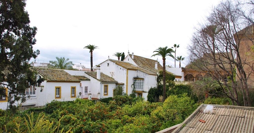 pannoramica - El Palacio de las Dueñas en Sevilla, la propiedad más querida de la Duquesa de Alba