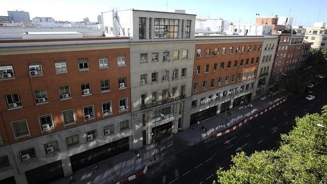parque movil madrid - Madrid: Parque Móvil de Cea Bermúdez, una joya inmobiliaria en el corazón de Chamberí