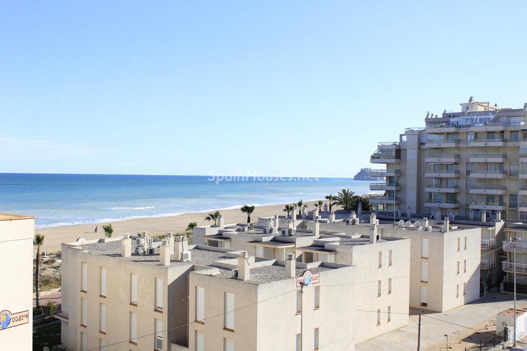 peñiscola castellon 1024x682 - En marzo la compra de viviendas creció un 5,8% y los precios un 1,9%, según los Notarios
