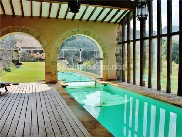 pielagos cantabria - 22 fantásticas casas de piedra, masías catalanas y villas mallorquinas para enamorar