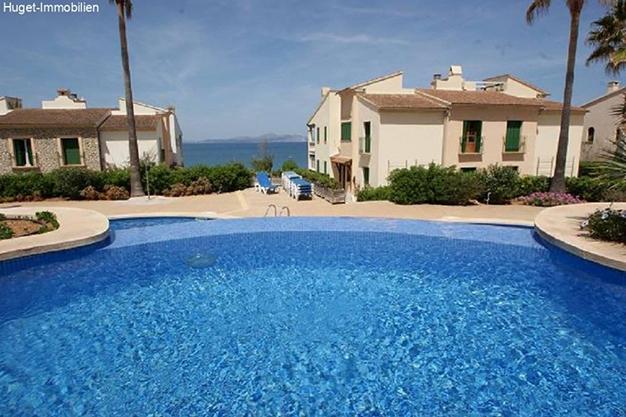 piscina 43 - Tranquilidad isleña en este precioso apartamento frente al mar en Mallorca