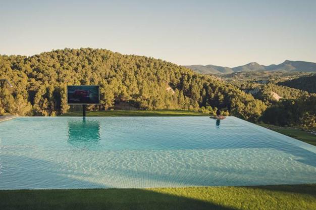 piscina alicante 1 - Llénate de energía cada día en esta casa en el campo en Alicante