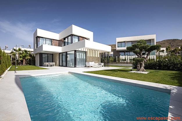 piscina casa con piscina Alicante - Descubre esta espectacular casa con piscina en Alicante
