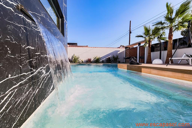 piscina casa torrevieja - Casa con piscina privada en la Costa Blanca: la mejor opción para disfrutar de un clima cálido