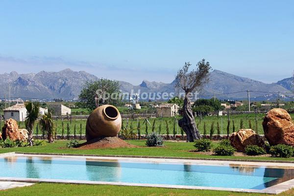piscina27 - Vacaciones de lujo en una espectacular villa en Pollensa, Mallorca