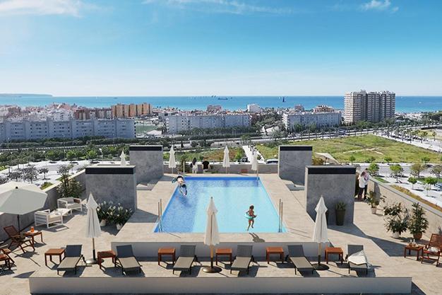 pisicina mallorca - Oportunidad de inversión: exclusivo piso con piscina en Mallorca