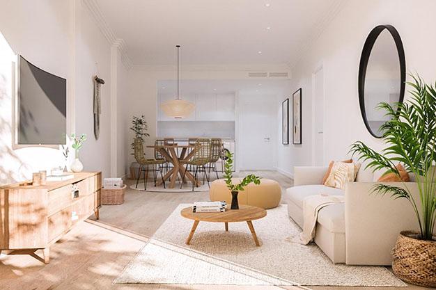 piso 1 1 - 10 pisos en Marbella por menos de 200.000: lujo para disfrutar del buen tiempo todo el año