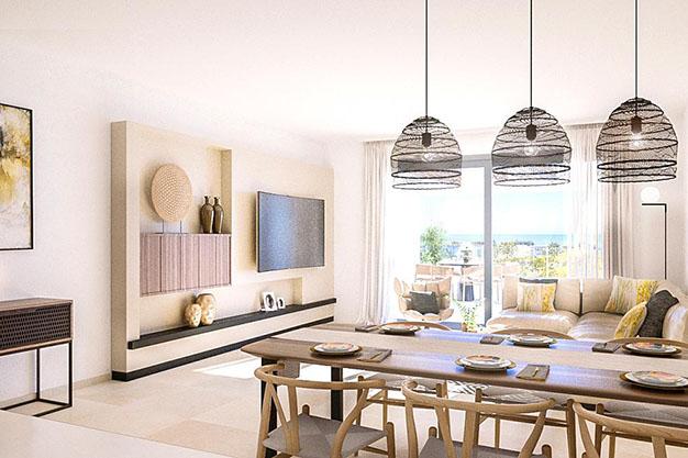piso 10 1 - 10 pisos en Marbella por menos de 200.000: lujo para disfrutar del buen tiempo todo el año