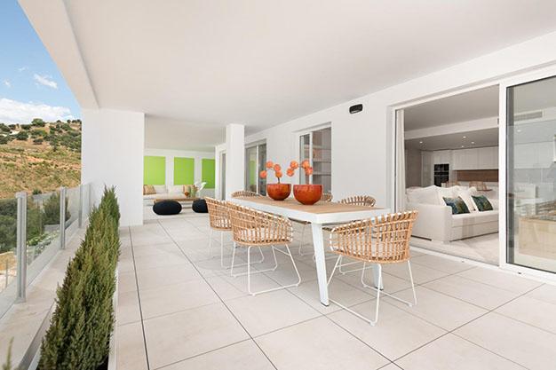 piso 3 1 - 10 pisos en Marbella por menos de 200.000: lujo para disfrutar del buen tiempo todo el año