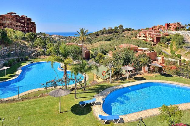 piso 7 1 - 10 pisos en Marbella por menos de 200.000: lujo para disfrutar del buen tiempo todo el año