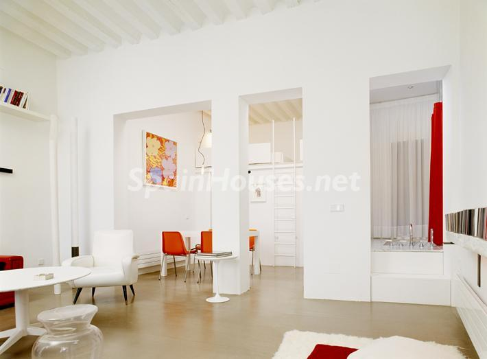 piso justicia madrid2 - Cómo comprar y reformar un piso de lujo y además conseguir un beneficio del 20%
