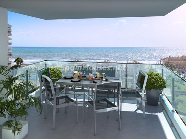piso lamata - Sueños de verano: 14 espectaculares terrazas que miran al mar