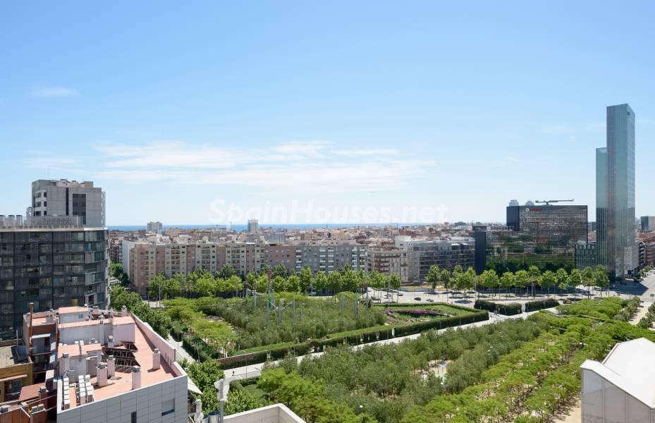 pisos barcelona poblenou - El Área Metropolitana de Barcelona copa el 64% de la vivienda nueva en Cataluña