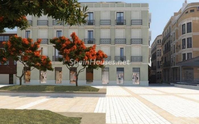 pisos malaga2 - Recomendaciones y claves si tienes una vivienda para rebajar el IRPF antes de fin de año