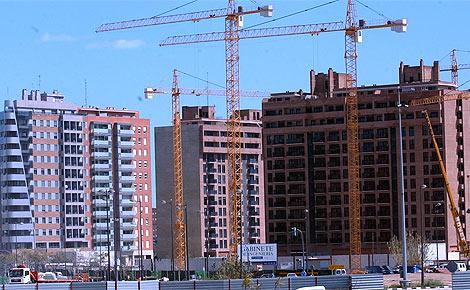 pisos - Para la economía es mejor construir casas que pisos