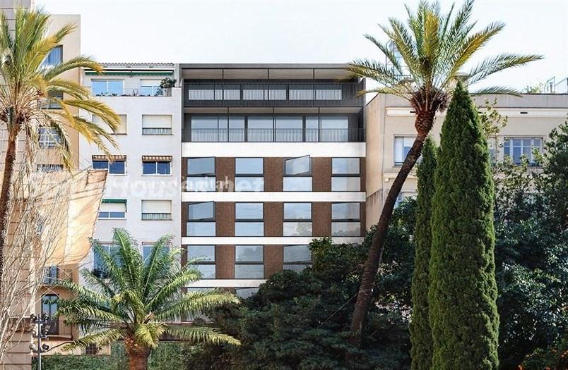 pisosaestrenar barcelona - El precio de la vivienda nueva se encarece un 1,4% aupado por Barcelona y Madrid