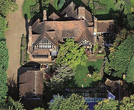 pitt - Brad Pitt y Angelina Jolie compran casa a las afueras de Londres