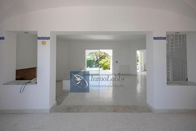 planta baja 1 - Exclusiva vivienda en la que sentir el corazón de la Costa Brava