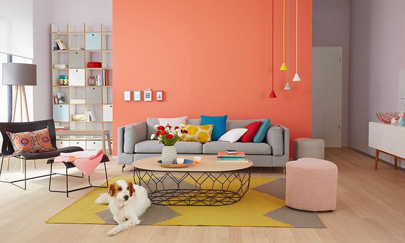 """portada living deco t - Decora con """"Living Coral"""" el color Pantone 2019"""