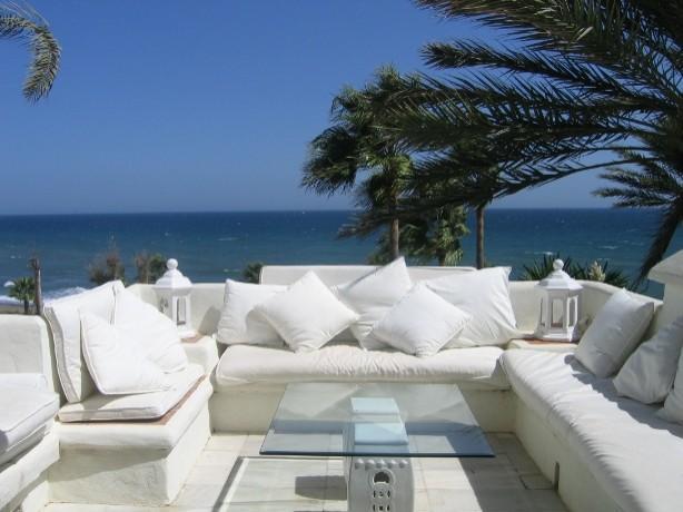 Apartamento en alquiler de vacaciones en Estepona (Costa del Sol, Málaga)