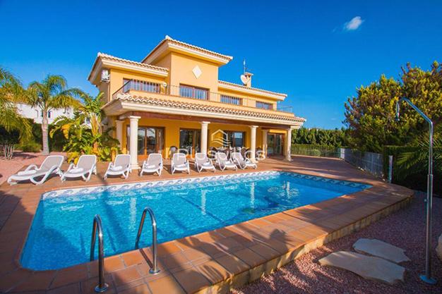 principal chalet alicante - Encuentra tu nuevo hogar en este chalet de lujo en Alicante