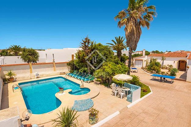 principal menorca - Vivir en el paraíso es posible con esta casa de lujo en Menorca