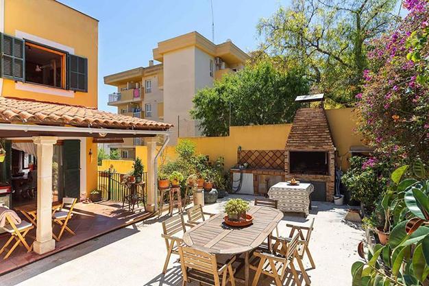 principal palma de mallorca - Qué mejor que esta villa en Palma de Mallorca para disfrutar del sol y preciosas playas