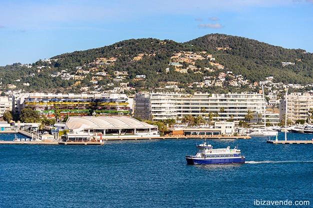 puerto ibiza - Piso frente al puerto en Ibiza: todo el encanto marítimo