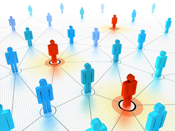 redes sociales - Más de 945 millones de personas utilizaron redes sociales sólo en el mes de julio