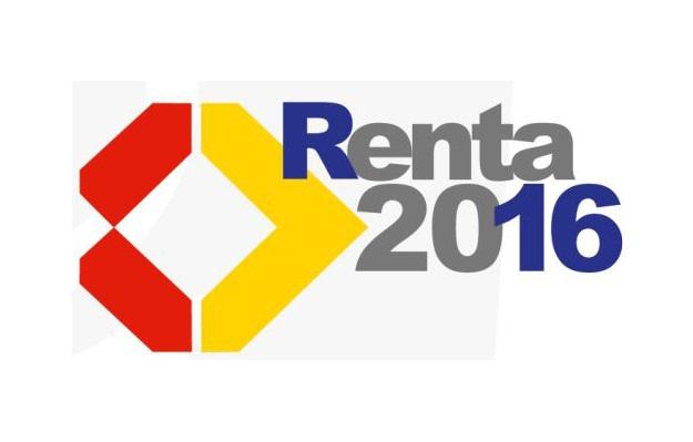 Renta 2016 - Agencia Tributaria