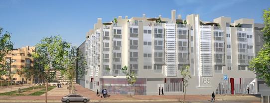 residencial marsella - Residencial Marsella, viviendas en Madrid con la máxima eficiencia energética