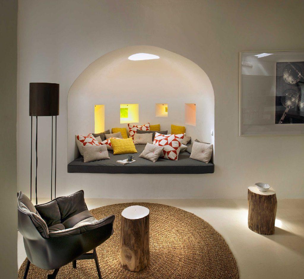 Casa rústica y moderna en Ibiza (Baleares): diseño mediterráneo ...