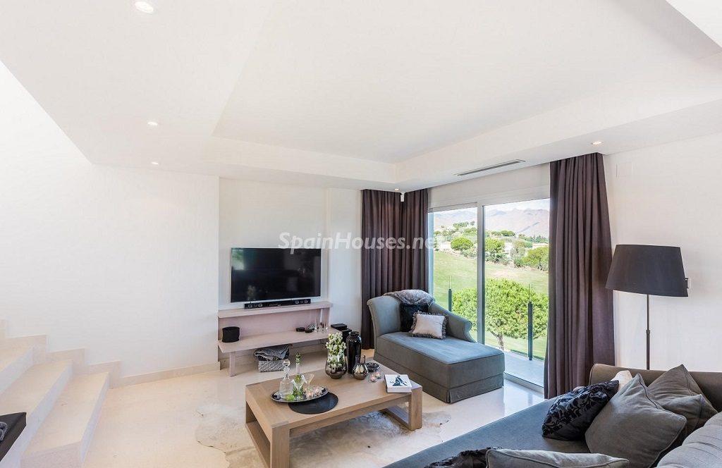 rinconderelax 1024x664 - Espacios de luz, sol y diseño en una moderna casa en Mijas Costa (Málaga)