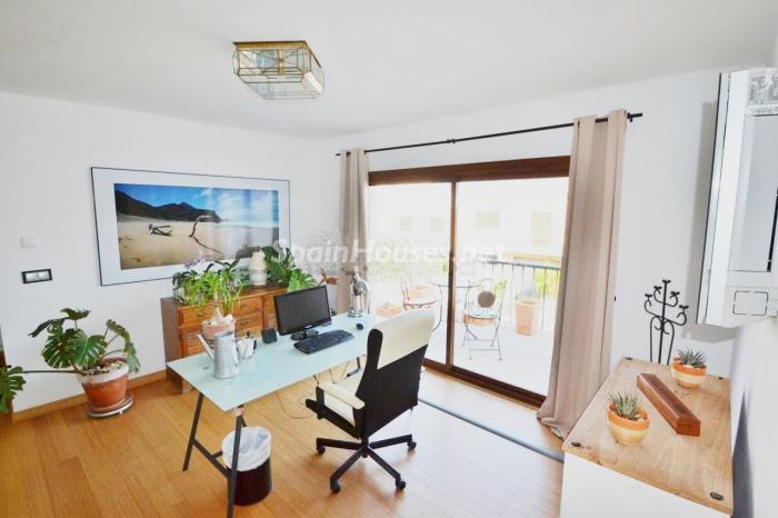 rincondetrabajo1 - Coqueto y luminoso chalet en alquiler en Son Rapinya, Palma de Mallorca
