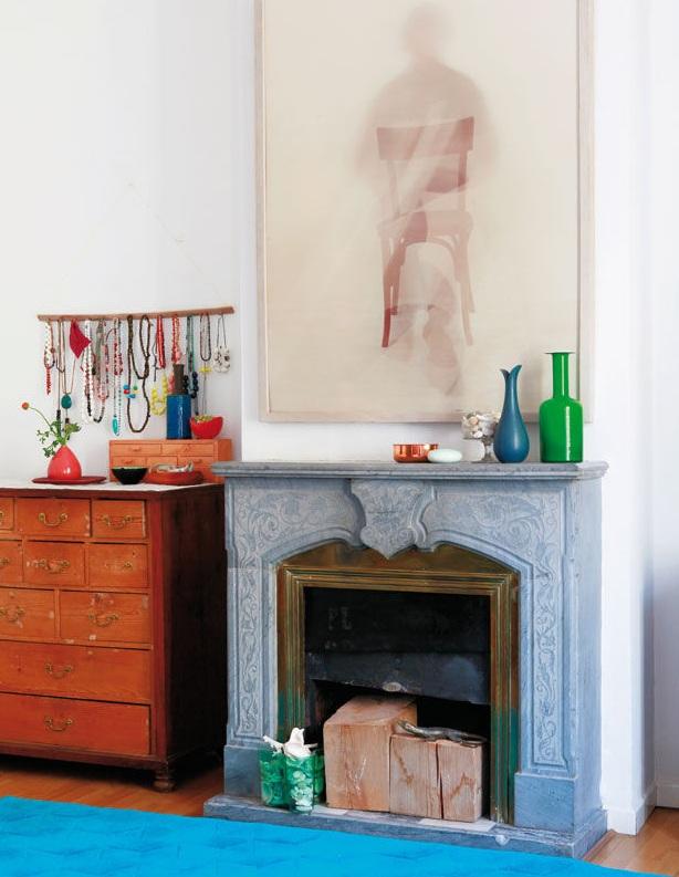 rohner3 - Un genial ejemplo de Home Staging. La casa de Helena Rohner