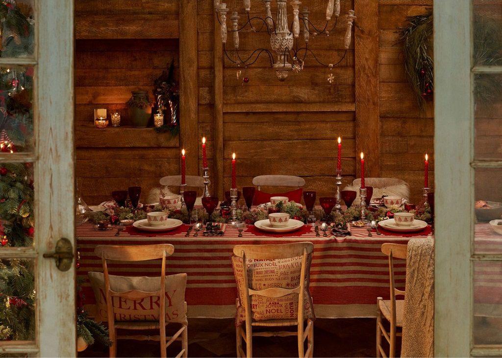 Navidad en la montaña - Zara Home