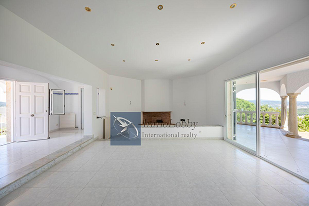 salón 5 - Exclusiva vivienda en la que sentir el corazón de la Costa Brava