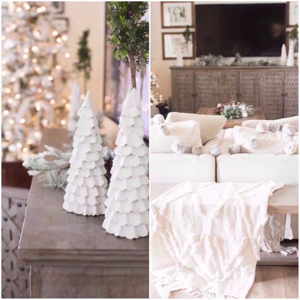 sala de estar 600x600 - Guía para decorar tu casa al estilo de ¡Oh, Blanca Navidad!