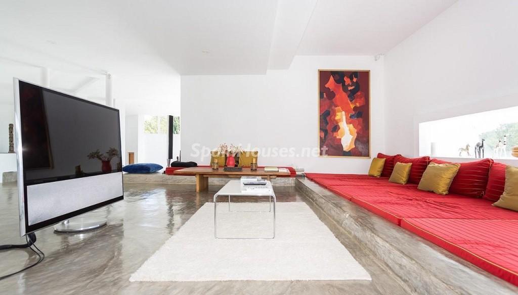saladeestar 1 1024x584 - Vacaciones de lujo, modernidad y diseño en Santa Gertrudis, el corazón de Ibiza