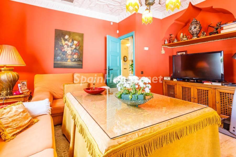 saladeestar 2 - Estilo mudéjar lleno de encanto en un espectacular chalet en el Aljarafe de Sevilla