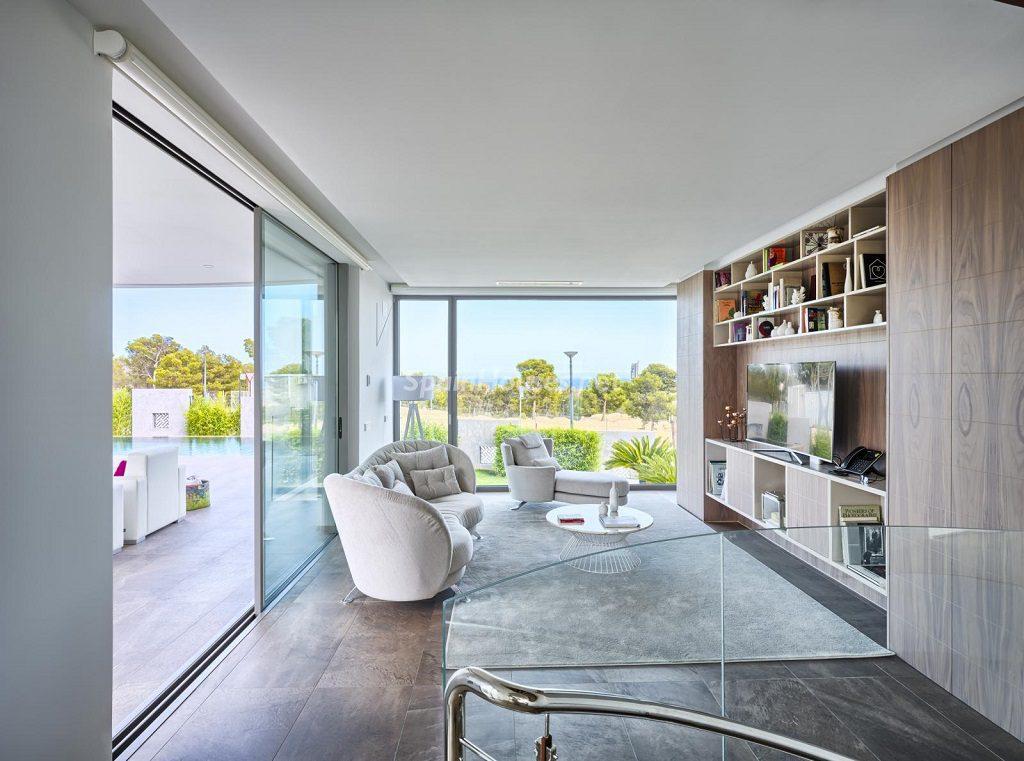 saladeestar 7 1024x761 - Diseño contemporáneo a estrenar en una fantástica villa en Finestrat (Costa Blanca, Alicante)