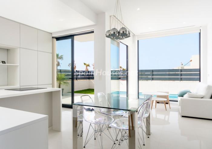 saladeestar10 - Coqueta y luminosa casa de diseño en Guardamar del Segura (Costa Blanca, Alicante)