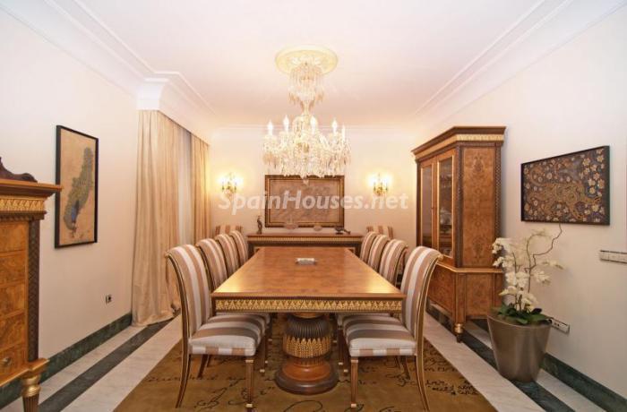 saladeestar9 - Espectacular, lujoso y señorial apartamento en el barrio de Salamanca, Madrid
