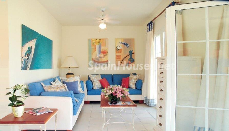 saladestar - Toque natural y mediterráneo en una preciosa casa en El Playazo de Vera (Almería)