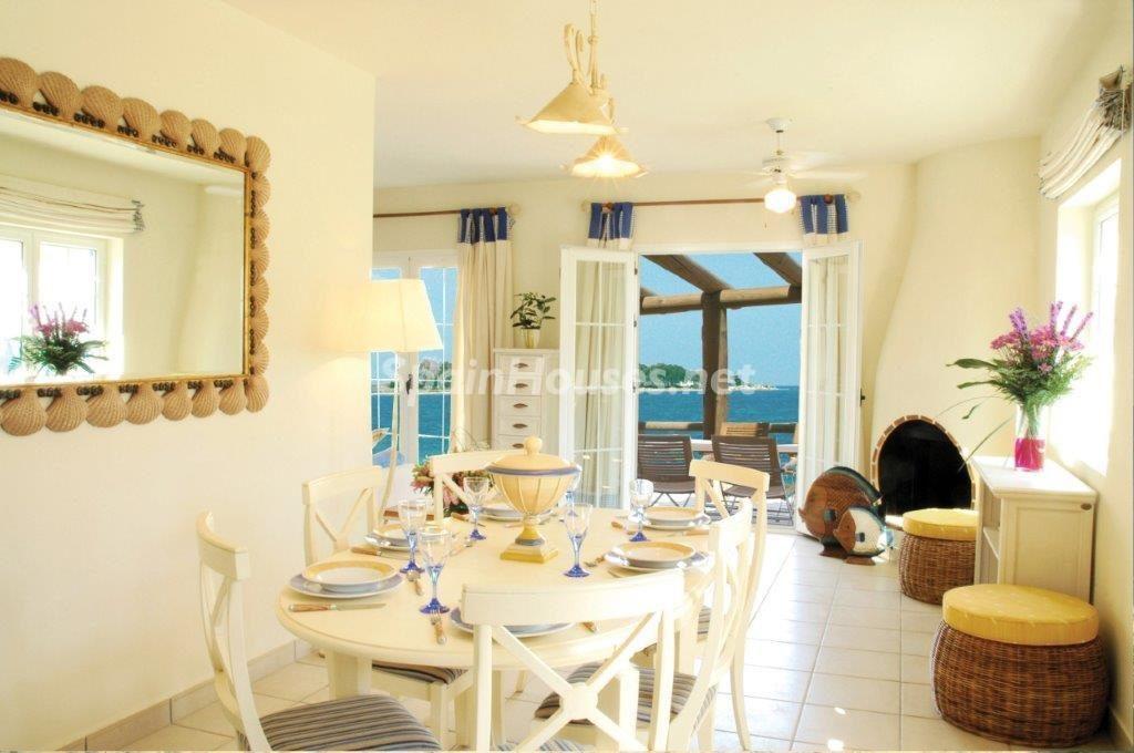 salon 29 1024x680 - Toque natural y mediterráneo en una preciosa casa en El Playazo de Vera (Almería)