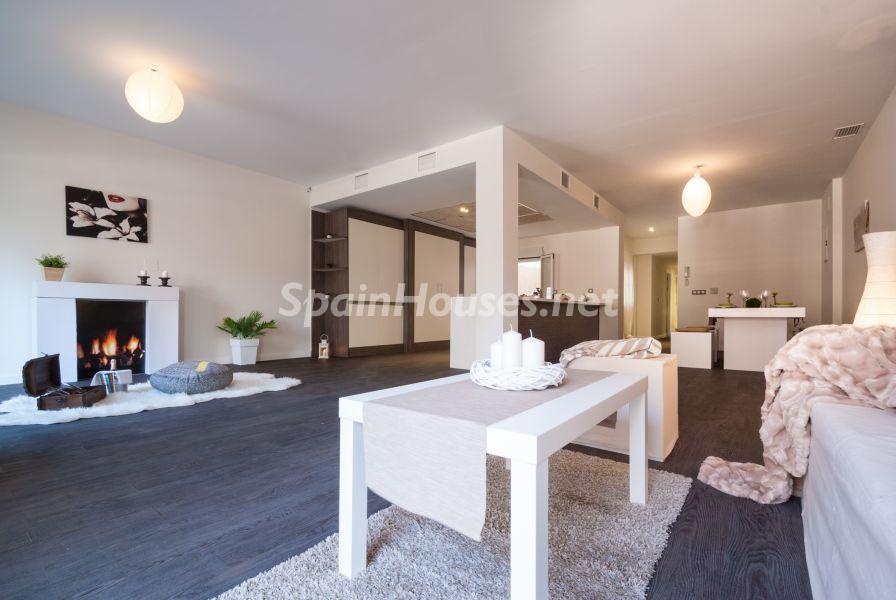 salon 49 - Home Staging de detalles cálidos en un bonito piso reformado en Cádiz capital